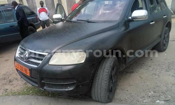 Acheter Occasions Voiture Volkswagen Touareg Noir à Yaoundé au Central Cameroon
