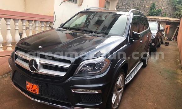 Acheter Occasions Voiture Mercedes Benz GL–Class Noir à Yaoundé au Central Cameroon