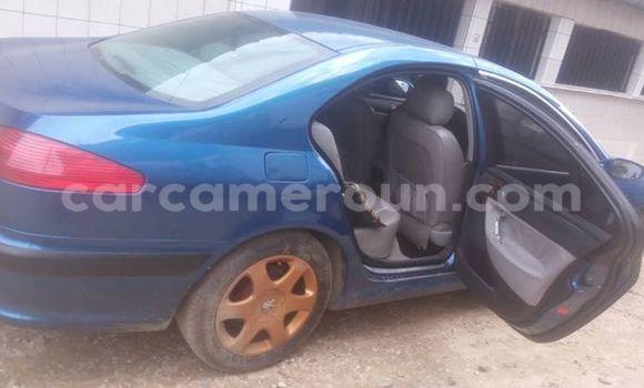 Acheter Occasions Voiture Peugeot 607 Bleu à Douala au Littoral Cameroon