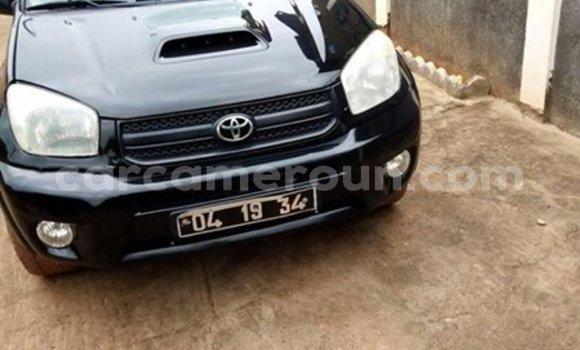 Acheter Occasions Voiture Toyota RAV4 Noir à Yaoundé au Central Cameroon