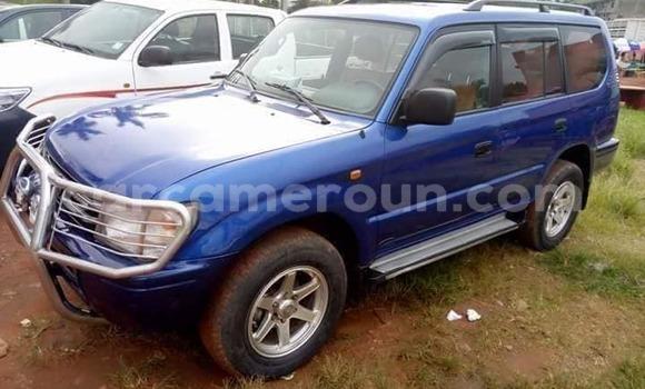 Acheter Occasions Voiture Toyota Land Cruiser Prado Bleu à Yaoundé au Central Cameroon