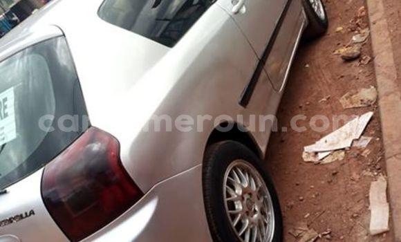 Acheter Occasions Voiture Toyota Yaris Gris à Yaoundé au Central Cameroon