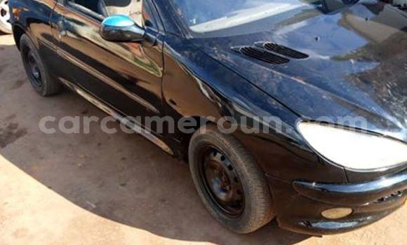 Acheter Occasions Voiture Peugeot 206 Noir à Yaoundé au Central Cameroon