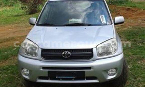 Acheter Occasions Voiture Toyota RAV4 Gris à Yaoundé au Central Cameroon