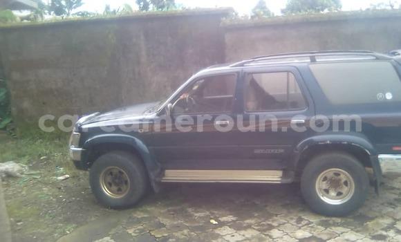 Acheter Occasions Voiture Toyota 4Runner Bleu à Douala au Littoral Cameroon