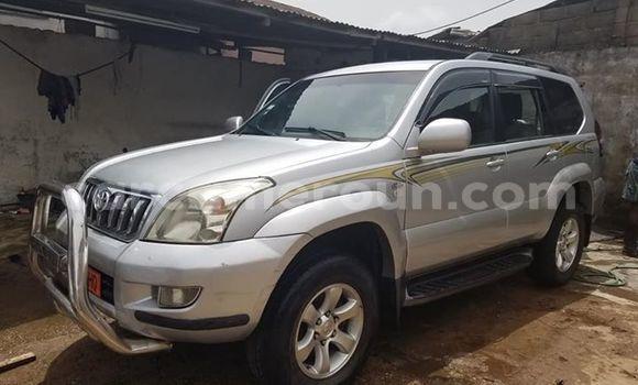Acheter Occasions Voiture Toyota Land Cruiser Prado Gris à Douala au Littoral Cameroon