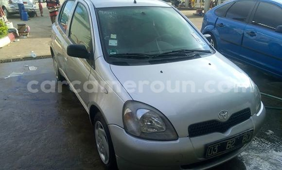 Acheter Occasions Voiture Toyota Yaris Gris à Douala, Littoral Cameroon