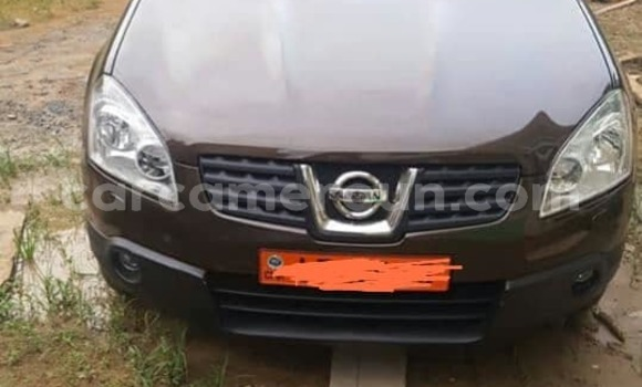 Acheter Occasions Voiture Nissan Qashqai Marron à Douala, Littoral Cameroon