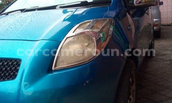 Acheter Occasions Voiture Toyota Yaris Bleu à Douala au Littoral Cameroon