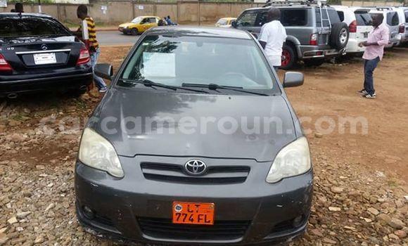 Acheter Occasions Voiture Toyota Corolla Autre à Yaoundé au Central Cameroon