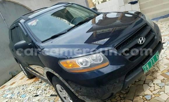 Acheter Occasions Voiture Hyundai Santa Fe Bleu à Yaoundé, Central Cameroon