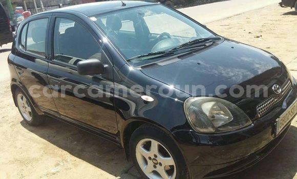 Acheter Occasions Voiture Toyota Yaris Noir à Yaoundé, Central Cameroon
