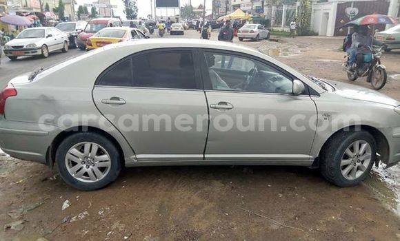 Acheter Occasions Voiture Toyota Avensis Gris à Douala, Littoral Cameroon