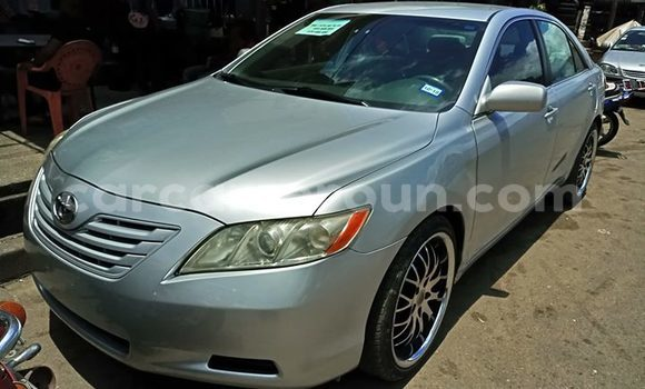 Acheter Occasion Voiture Toyota Camry Gris à Douala, Littoral Cameroon
