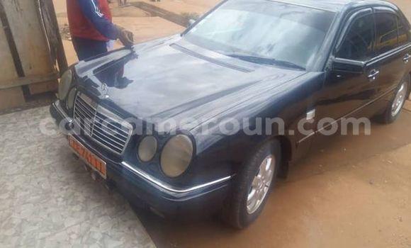 Acheter Occasions Voiture Mercedes Benz C–Class Bleu à Yaoundé, Central Cameroon