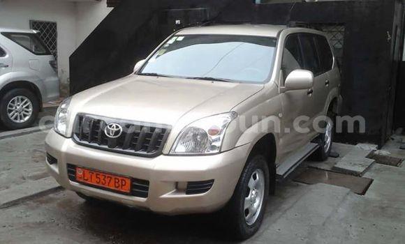 Acheter Occasion Voiture Toyota Land Cruiser Autre à Douala, Littoral Cameroon