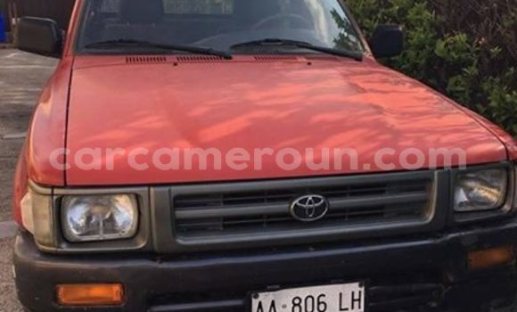 Acheter Occasion Voiture Toyota Hilux Rouge à Douala, Littoral Cameroon