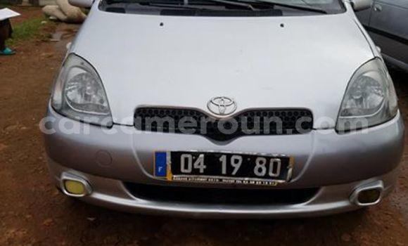 Acheter Occasions Voiture Toyota Yaris Gris à Yaoundé, Central Cameroon