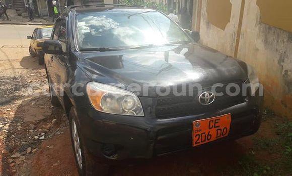 Acheter Occasions Voiture Toyota RAV4 Noir à Yaoundé, Central Cameroon