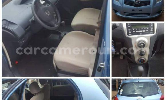 Acheter Occasion Voiture Toyota Vitz Bleu à Yaoundé, Central Cameroon