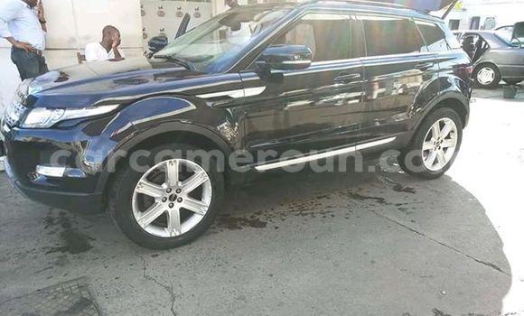 Acheter Occasions Voiture Land Rover Range Rover Noir à Yaoundé, Central Cameroon