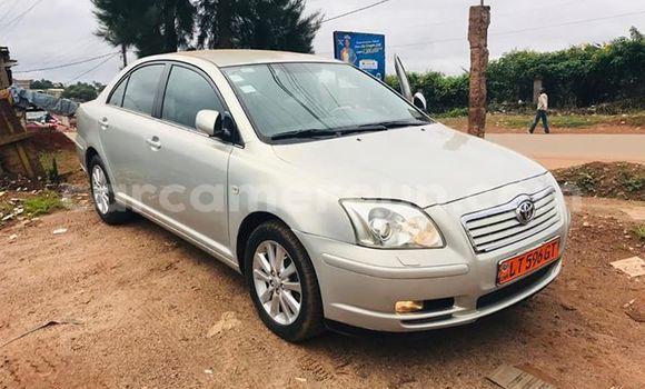 Acheter Occasions Voiture Toyota Avensis Gris à Yaoundé, Central Cameroon