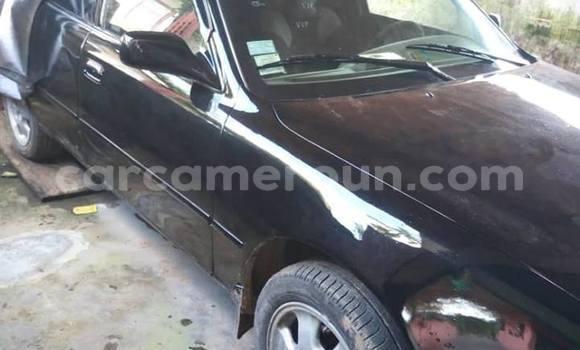 Acheter Occasions Voiture Toyota Camry Noir à Douala, Littoral Cameroon
