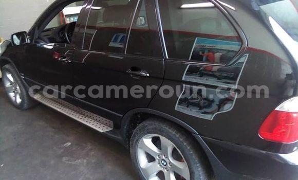 Acheter Occasion Voiture BMW X5 Noir à Yaoundé, Central Cameroon