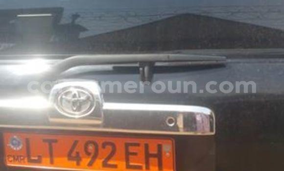 Acheter Occasions Voiture Toyota 4Runner Noir à Yaoundé, Central Cameroon