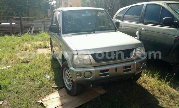 Acheter Occasion Voiture Mitsubishi Pajero Beige à Douala, Littoral Cameroon