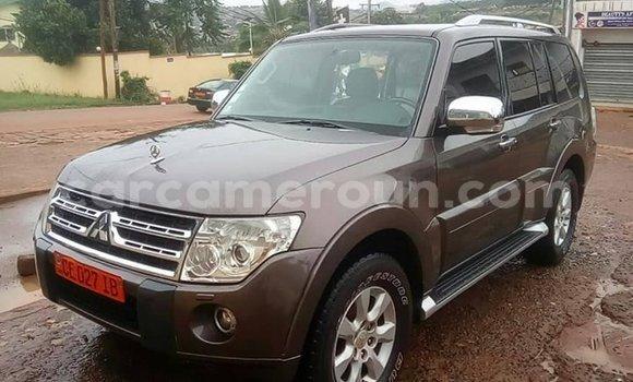Acheter Occasion Voiture Mitsubishi Pajero Autre à Yaoundé, Central Cameroon