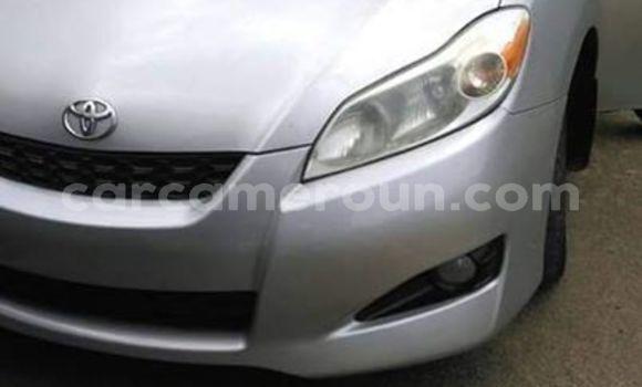 Acheter Occasion Voiture Toyota Matrix Gris à Yaoundé, Central Cameroon