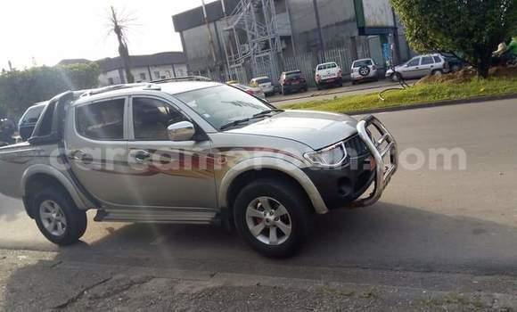 Acheter Occasion Voiture Toyota Hilux Gris à Yaoundé, Central Cameroon