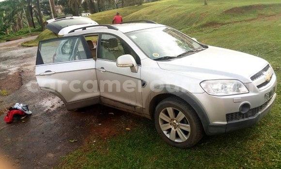 Acheter Occasion Voiture Chevrolet Captiva Gris à Yaoundé, Central Cameroon