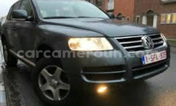Acheter Occasion Voiture Volkswagen Touareg Noir à Yaoundé, Central Cameroon