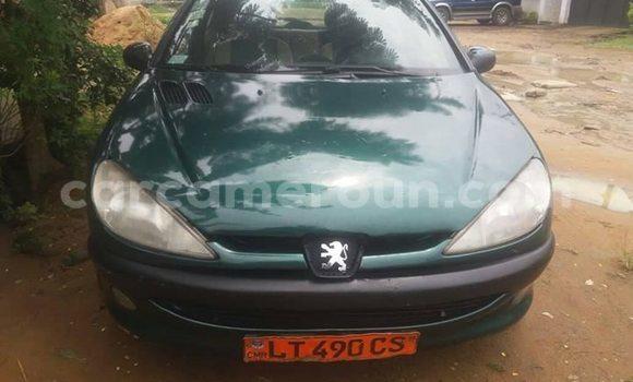 Acheter Occasion Voiture Peugeot 206 Vert à Douala, Littoral Cameroon