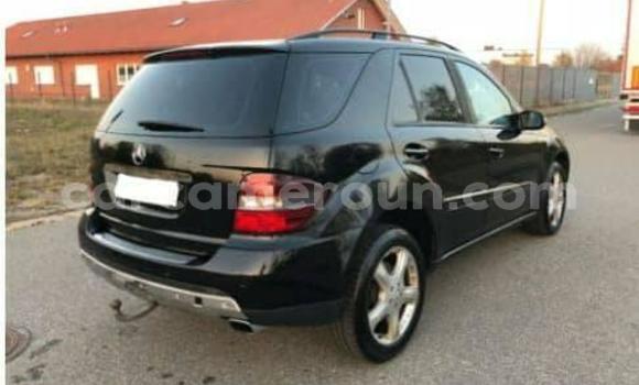Acheter Occasion Voiture Mercedes‒Benz ML–Class Noir à Yaoundé, Central Cameroon