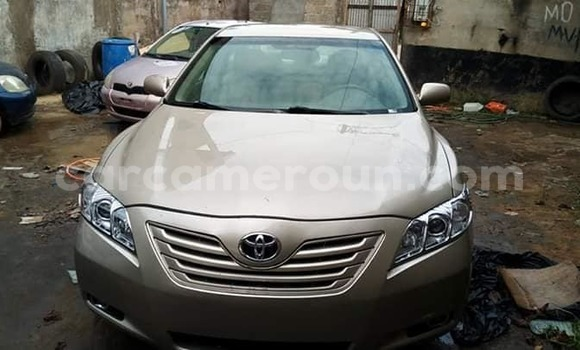 Acheter Occasion Voiture Toyota Camry Marron à Douala, Littoral Cameroon
