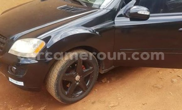 Acheter Importé Voiture Mercedes Benz ML–Class Noir à Douala, Littoral Cameroon