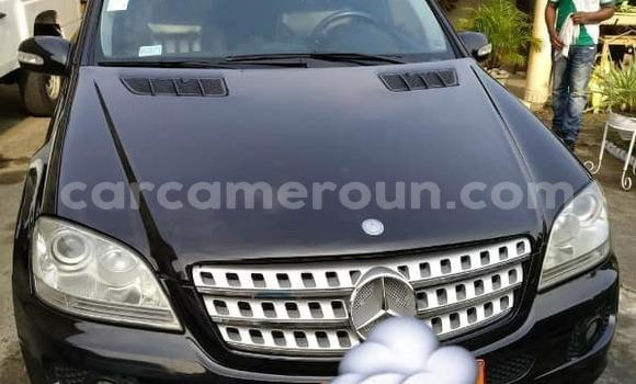 Acheter Importé Voiture Mercedes Benz ML–Class Noir à Yaoundé, Central Cameroon