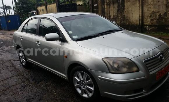Acheter Importé Voiture Toyota Avensis Gris à Douala, Littoral Cameroon