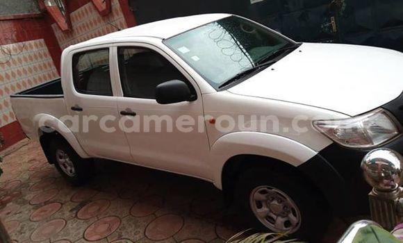 Acheter Importé Voiture Toyota Hilux Blanc à Yaoundé, Central Cameroon