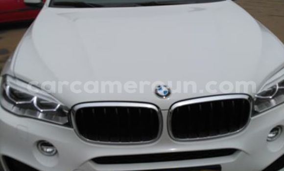 Acheter Importé Voiture BMW X6 Blanc à Yaoundé, Central Cameroon