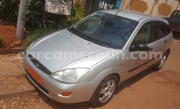Acheter Importé Voiture Ford Focus Gris à Yaoundé, Central Cameroon
