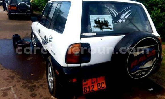 Acheter Importé Voiture Toyota RAV4 Blanc à Yaoundé, Central Cameroon