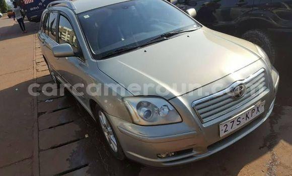 Acheter Importé Voiture Toyota Avensis Gris à Yaoundé, Central Cameroon
