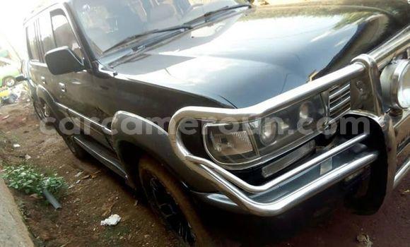 Acheter Importé Voiture Lexus LX Noir à Yaoundé, Central Cameroon