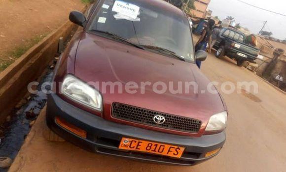 Acheter Importé Voiture Toyota RAV4 Rouge à Yaoundé, Central Cameroon