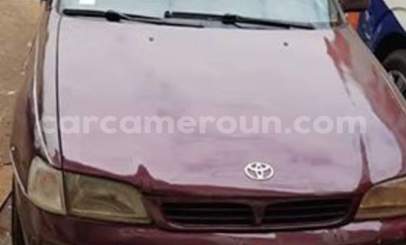 Acheter Importé Voiture Toyota Carina Rouge à Yaoundé, Central Cameroon