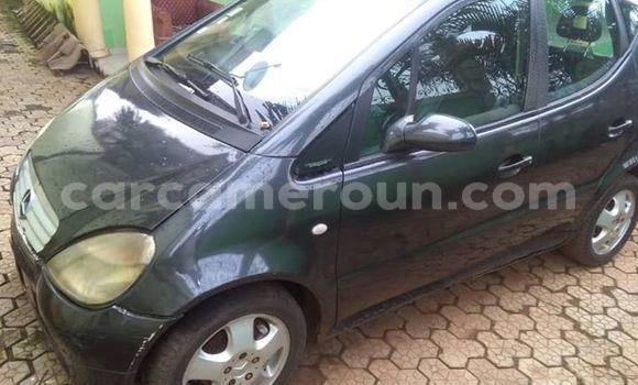 Acheter Occasion Voiture Mercedes‒Benz A–Class Noir à Yaoundé, Central Cameroon